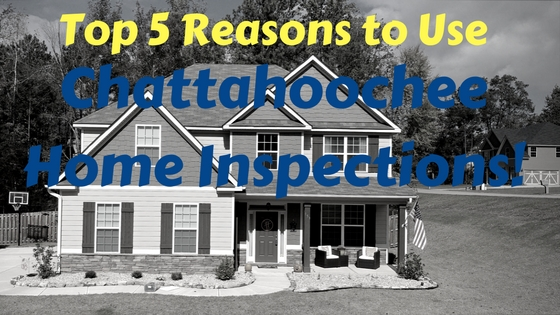 Top 5 reasons to use Chattahoochee Home Inspections - 2
