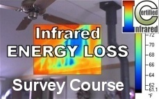 Infrared Energy Loss Survey Online Training & Certification