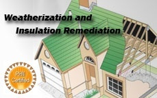 Weatherization & Insulation Remediation Online Training & Certification