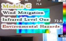 FL CE: Module C (Infrared Level 1 + Wind Mitigation + Env Hazard)