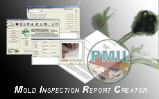 Mold Inspection Report Creator