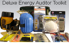 Deluxe Energy Auditor Toolkit