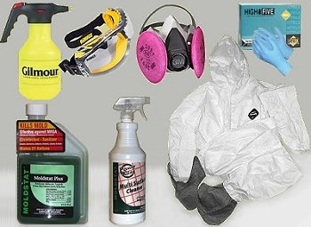 Mold Remediation Starter Kit