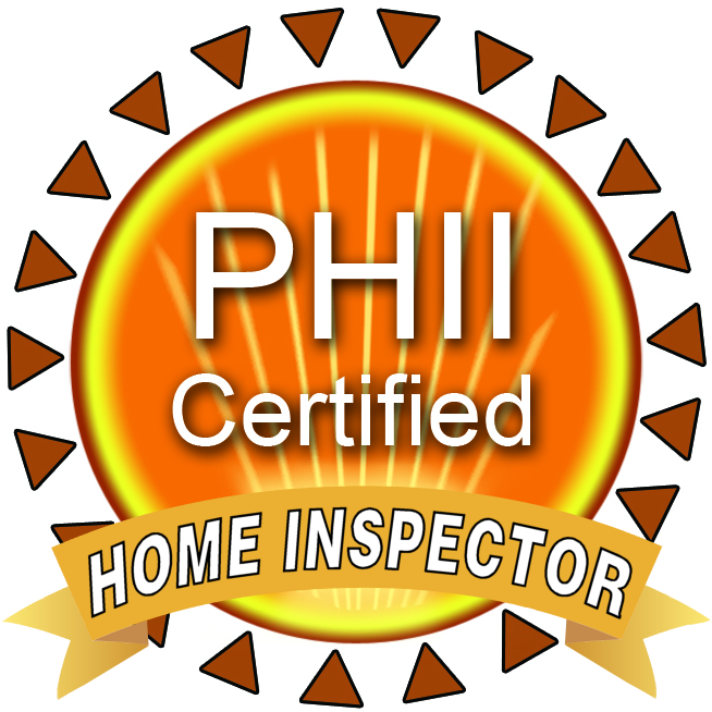 PHII Certified Home Inspector Logo
